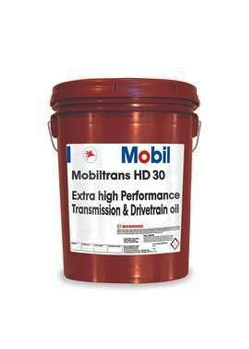 Mobiltrans hd 30 5 gal pail alexis oil company for What is hd 30 motor oil